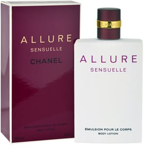 Chanel Allure Sensuelle Body Lotion for Women 200 ml