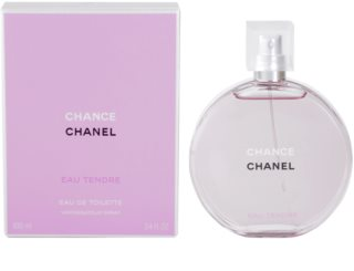 Chanel Chance Eau Tendre Eau de Toilette für Damen 100 ml