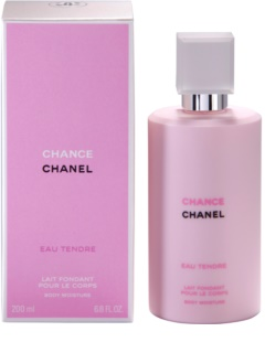 Chanel Chance Eau Tendre leche corporal para mujer 200 ml