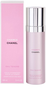 Chanel Chance Eau Tendre spray corporal para mulheres 100 ml