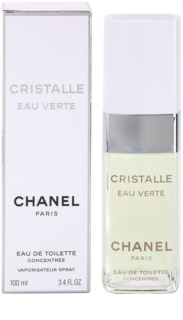 Chanel Cristalle Eau Verte Concentrée Eau de Toilette for Women 100 ml
