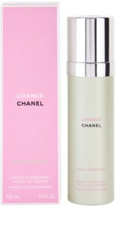 Chanel Chance Eau Fraiche tělový sprej pro ženy 100 ml
