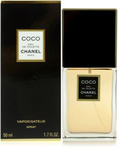 Chanel Coco Eau de Toilette für Damen 50 ml