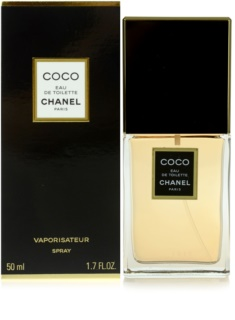 Chanel Coco Eau de Toilette voor Vrouwen  50 ml