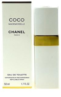 Chanel Coco Mademoiselle eau de toilette recargable para mujer 50 ml