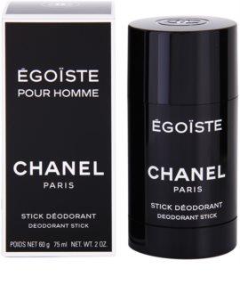 Chanel Egoiste Deodorant Stick voor Mannen 75 ml