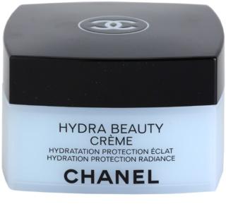Chanel Hydra Beauty вирівнюючий зволожуючий крем для нормальної та сухої шкіри