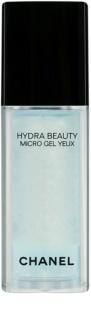 Chanel Hydra Beauty λειαντικό τζελ ματιών με ενυδατικό αποτέλεσμα