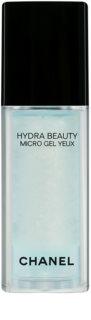 Chanel Hydra Beauty gel alisante de olhos com efeito hidratante