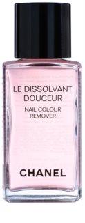 Chanel Le Dissolvant Douceur засіб для зняття лаку з екстрактом аграну