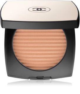 Chanel Les Beiges blush com efeito bronzeador