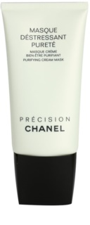 Chanel Précision Masque очищаюча маска для комбінованої та жирної шкіри