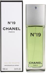 Chanel No.19 Eau de Toilette für Damen 100 ml