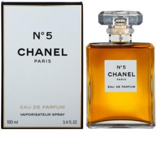 Chanel No.5 Eau de Parfum voor Vrouwen  100 ml