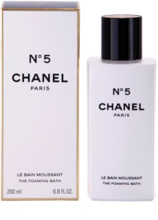 Chanel No.5 Badeschaum für Damen 200 ml