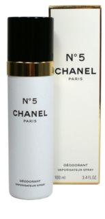 Chanel No.5 Deodorant spray pentru femei 100 ml