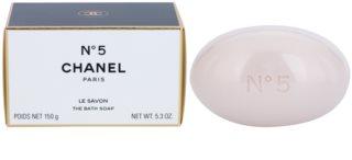 Chanel N°5 mydło perfumowane dla kobiet 150 g