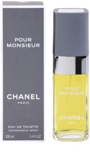 Chanel Pour Monsieur Eau de Toilette for Men 100 ml