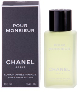 Chanel Pour Monsieur after shave para homens 100 ml