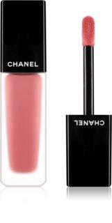 Chanel Rouge Allure Ink υγρό κραγιόν με ματ αποτελέσματα