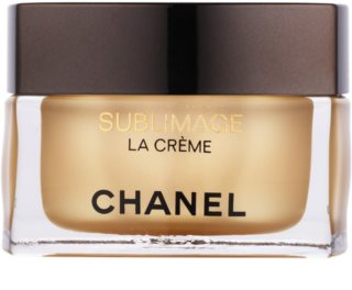 Chanel Sublimage creme revitalizante antirrugas