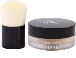 Chanel Vitalumière puder sypki z pędzelkiem