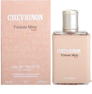Chevignon Forever Mine Eau de Toilette für Damen 30 ml