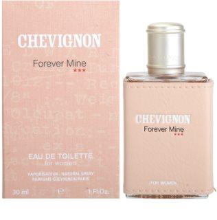 Chevignon Forever Mine Eau de Toilette for Women 30 ml