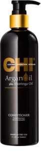 CHI Argan Oil après-shampoing nourrissant pour chevex secs et abîmés