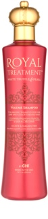 CHI Royal Treatment Cleanse shampoing volumisant pour cheveux fins et sans volume