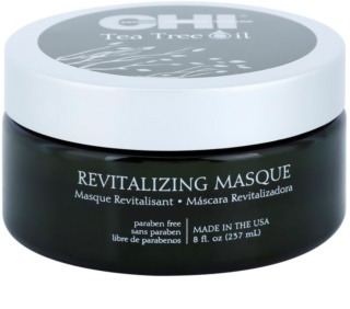 CHI Tea Tree Oil masque revitalisant effet hydratant