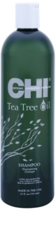 CHI Tea Tree Oil Shampoo For Oily Hair And Scalp
