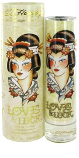 Christian Audigier Ed Hardy Love & Luck Woman Eau de Parfum für Damen 100 ml