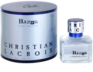 Christian Lacroix Bazar for Men toaletna voda za moške 50 ml