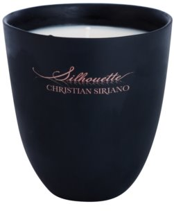 Christian Siriano Silhouette vela perfumado 250 g