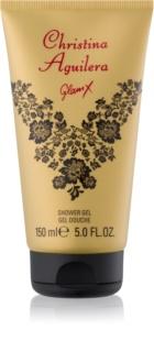 Christina Aguilera Glam X gel za tuširanje za žene 150 ml