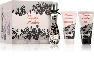 Christina Aguilera Christina Aguilera lote de regalo II. para mujer
