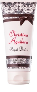 Christina Aguilera Royal Desire gel doccia da donna 200 ml