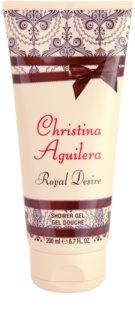 Christina Aguilera Royal Desire żel pod prysznic dla kobiet 200 ml
