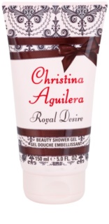 Christina Aguilera Royal Desire gel de duche para mulheres 150 ml