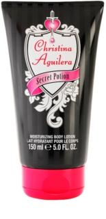 Christina Aguilera Secret Potion leite corporal para mulheres 150 ml