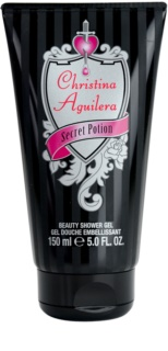 Christina Aguilera Secret Potion Douchegel  voor Vrouwen  150 ml