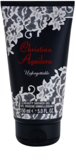 Christina Aguilera Unforgettable Shower Gel for Women 150 ml