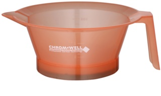 Chromwell Accessories Pink recipiente para mezclar tinte de pelo