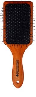 Chromwell Brushes Dark Wood spazzola per capelli