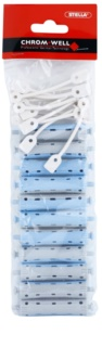 Chromwell Accessories Blue/Grey Haarwickler für Dauerwelle