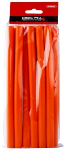 Chromwell Accessories Orange rulos de esponja largos