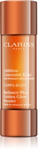 Clarins Sun Self-Tanners Radiance-Plus Golden Glow Booster