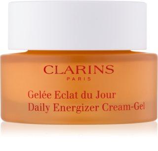 Clarins Daily Energizer żelowy krem matujący na dzień do skóry tłustej i mieszanej