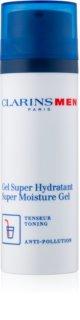 Clarins Men Hydrate gel hidratante para un aspecto juvenil